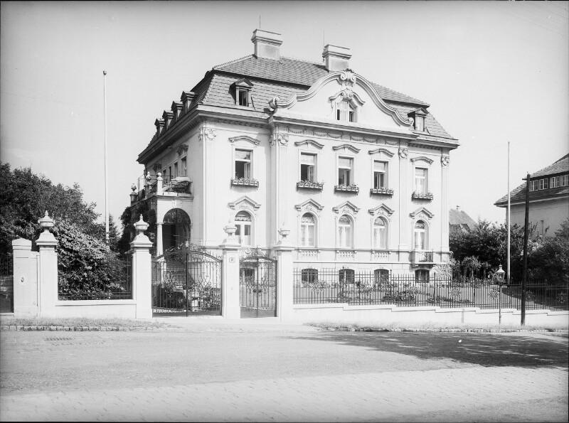 Wien 19, Felix-Mottl-Gasse 48