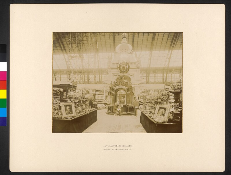 Weltausstellung 1893 in Chicago