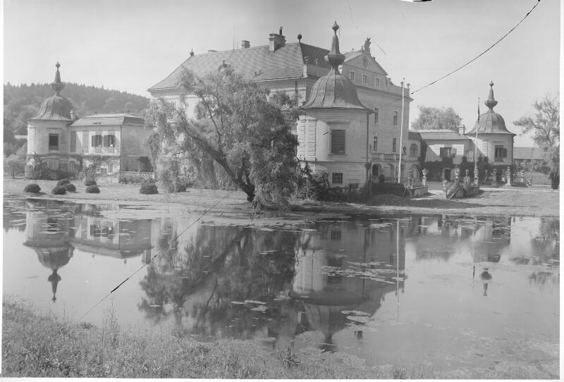 Schloss Wasserburg bei Pottenbrunn