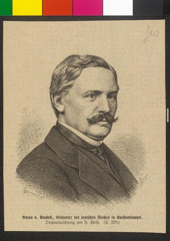 Keudell, Robert von