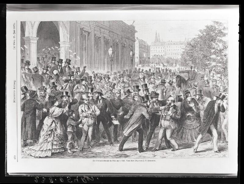 Börsenkrach 1873