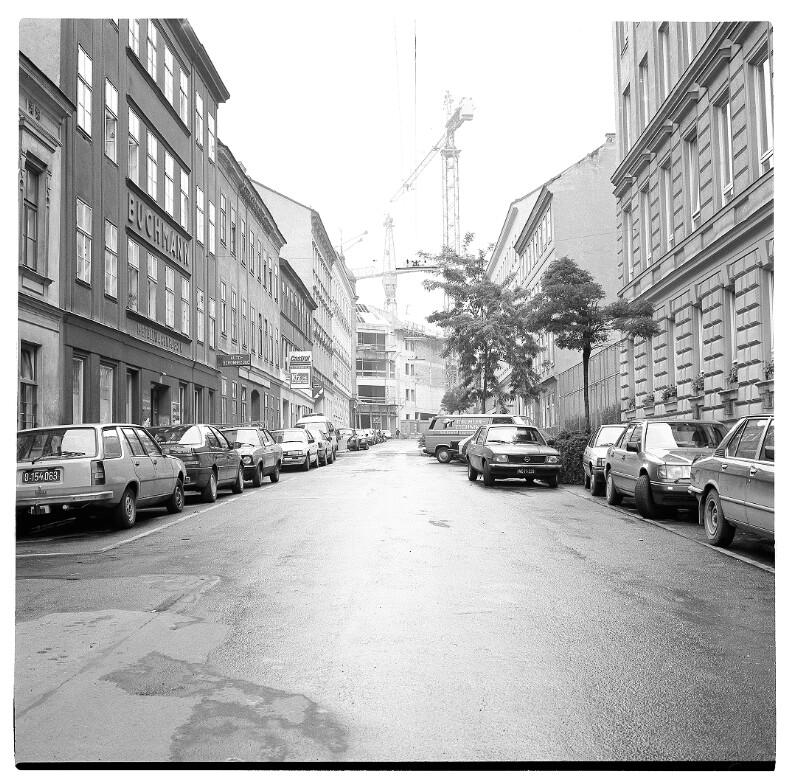 Wien 15, Zinckgasse