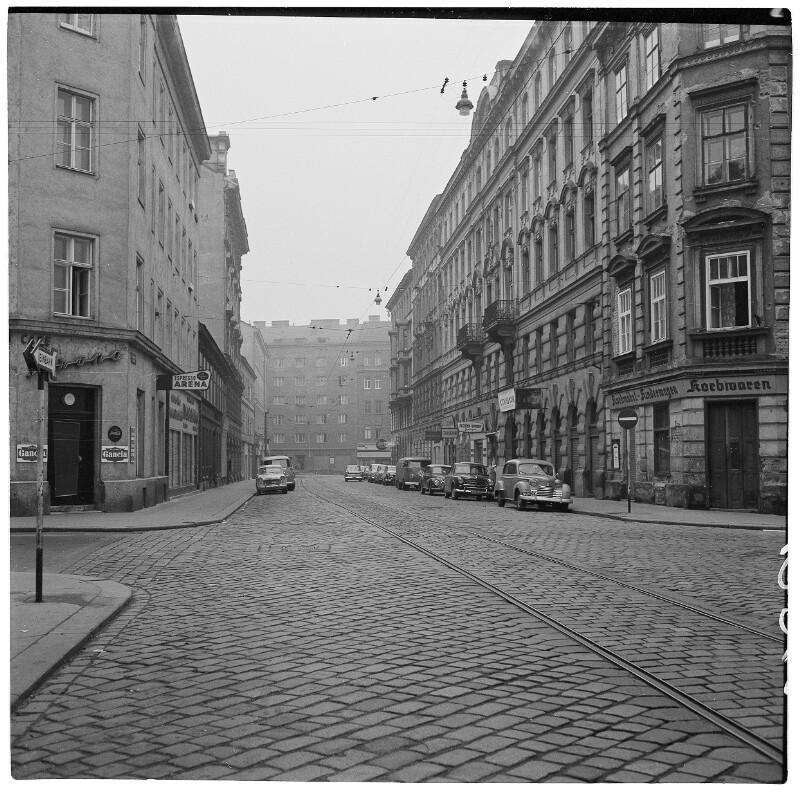 Wien 5, Margaretenstraße 118ff