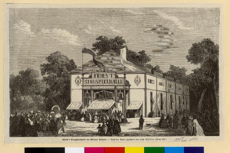 Wien 2, Fürst-Theater