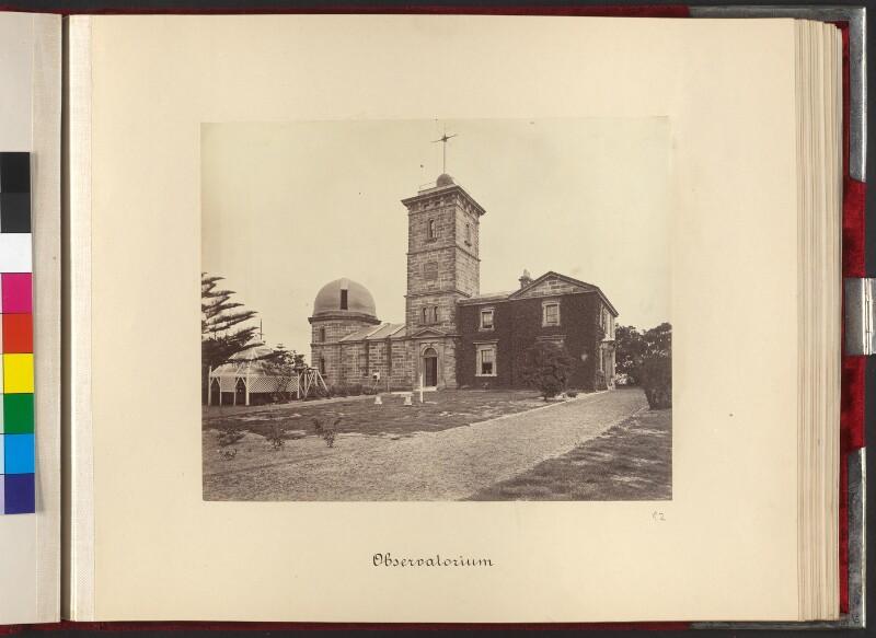 Sydney, Observatorium (Observatory)