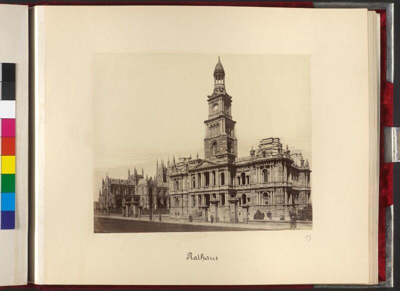 Sydney, Rathaus (Town Hall)