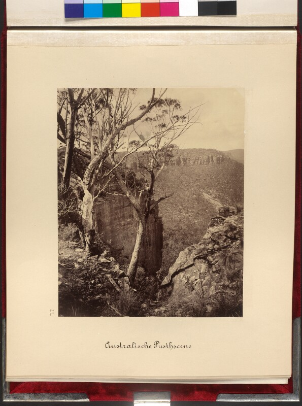 Landschaft in Neu-Süd-Wales