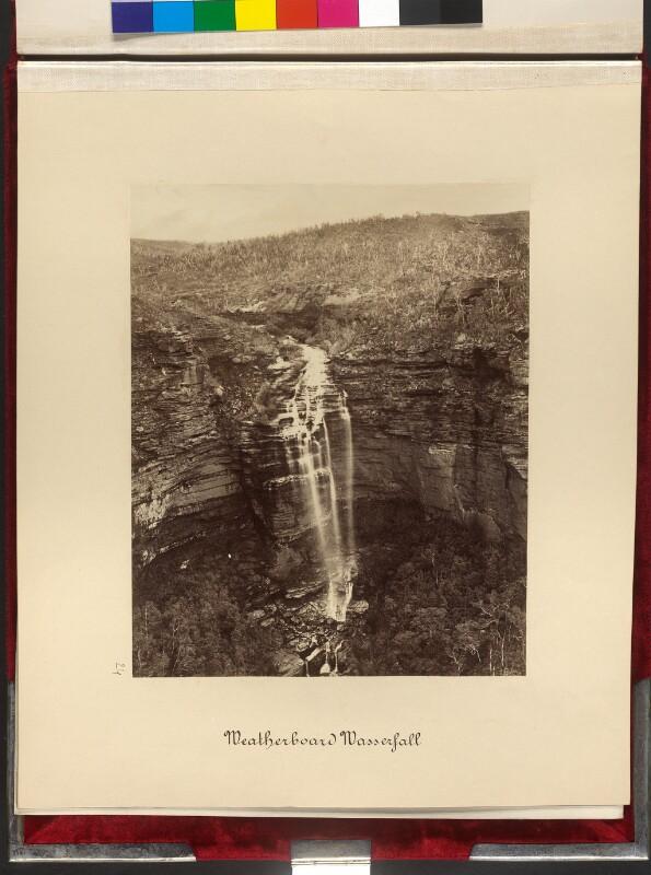 Weatherboard Wasserfall