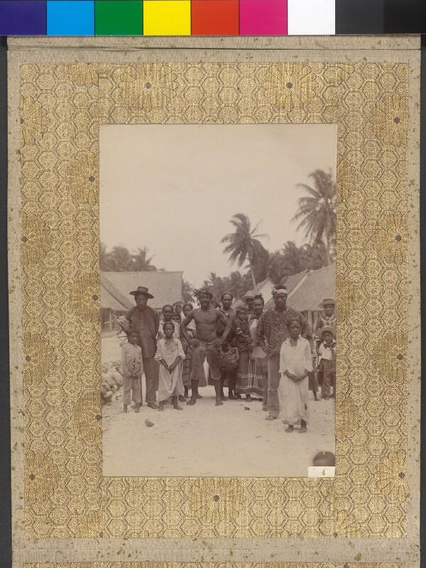 Bewohner von Rakahanga