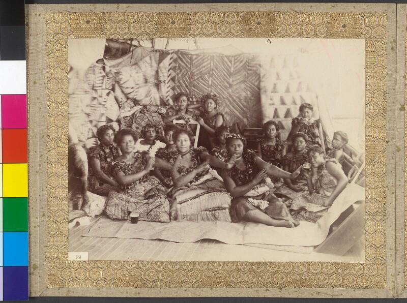 Samoanischer Tanz