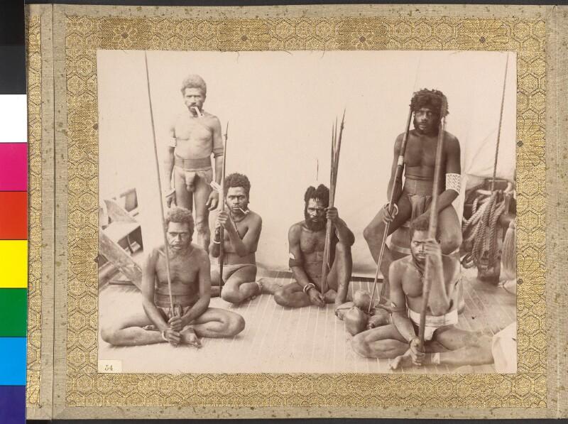 """Insel Epi (Vanuatu): Gruppe bewaffneter Männer an Bord der """"Tolna"""""""