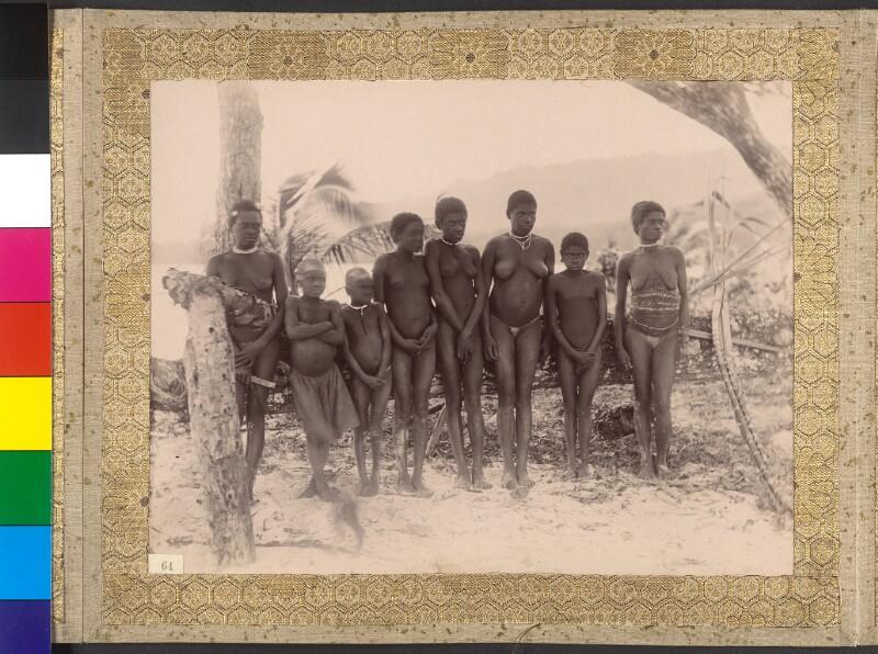Espiritu Santo (Vanuatu): Gruppe von Frauen in Port Olry