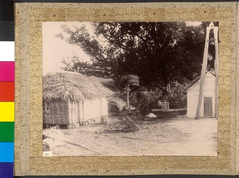 Espiritu Santo (Vanuatu): Missionshaus in Port Olry