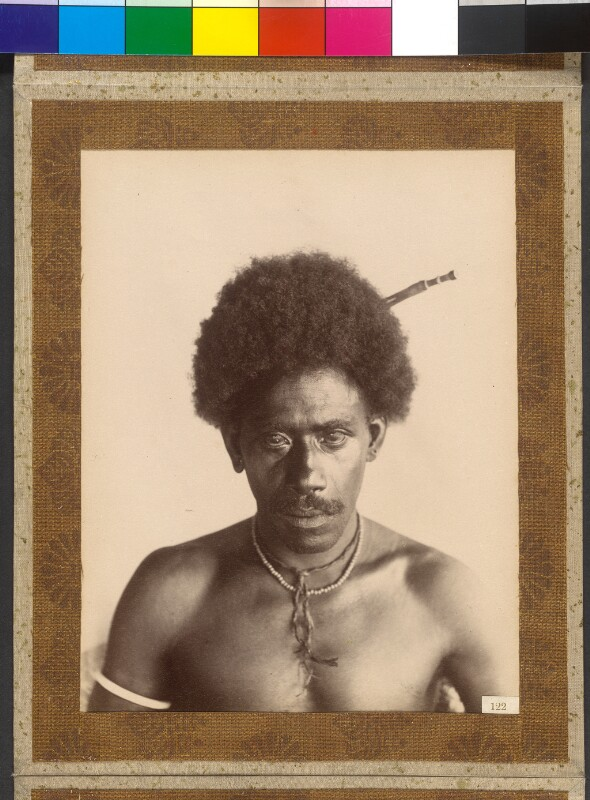 Mike, zweiter Sohn des Königs Gorai und ein Häuptling von Shortland