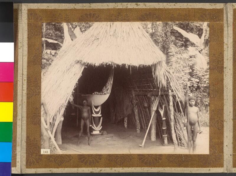 Duke-of-York-Inseln (Bismarck-Archipel): Besuch bei einem Häuptling auf der Insel Mioko