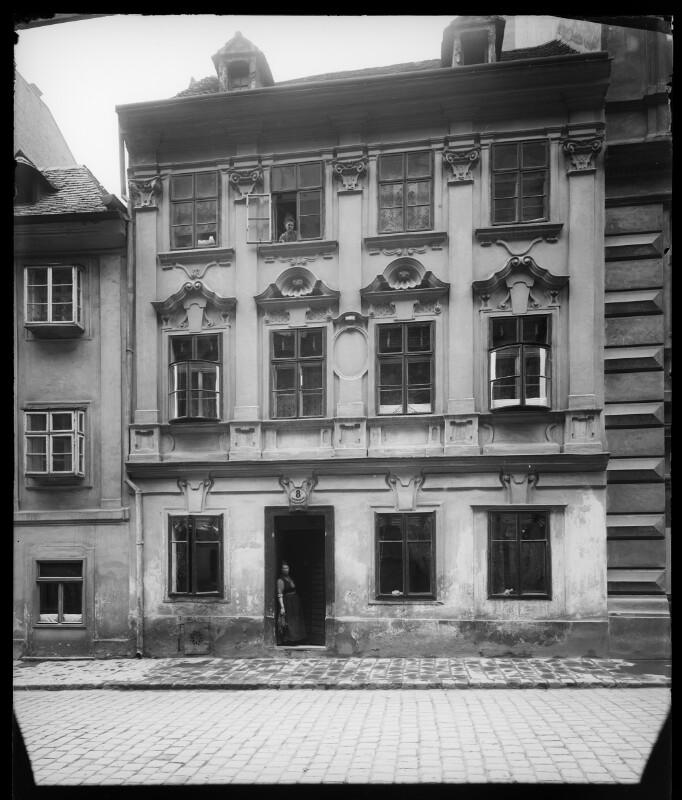 Wien 7, Spittelberggasse 8