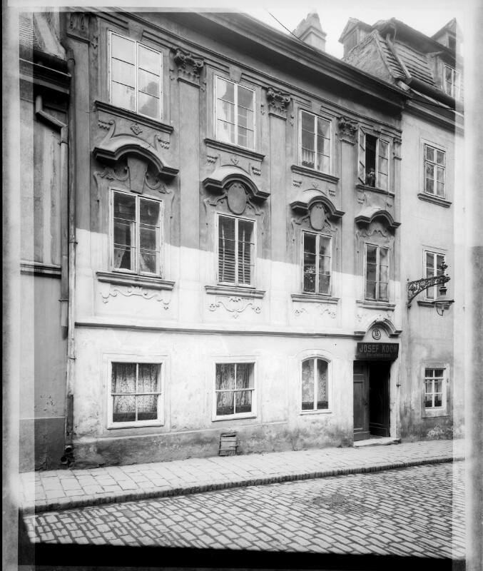 Wien 7, Spittelberggasse 15