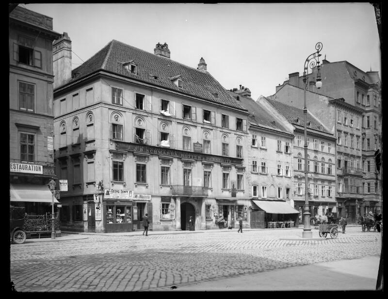 Wien 8, Auerspergstraße