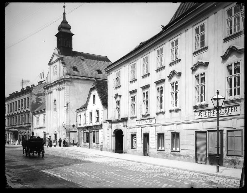 Wien 14, Penzingerstraße 70