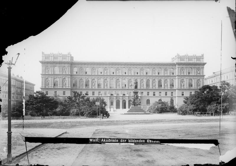 Wien 1, Akademie der bildenden Künste