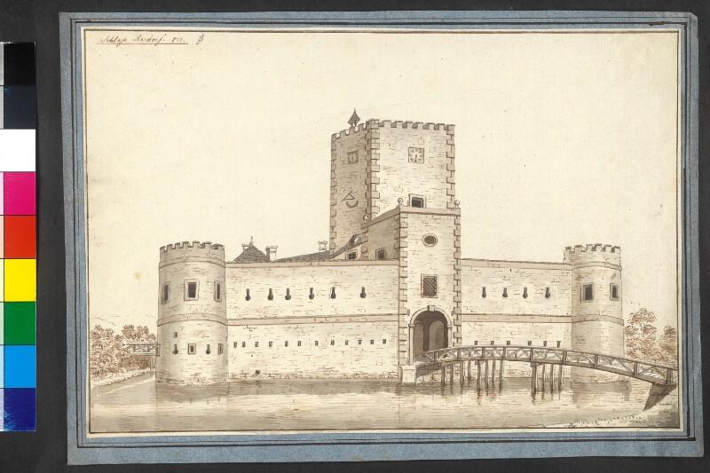 Schloss Leesdorf