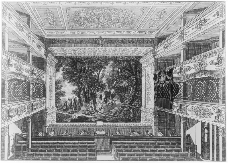 Wien 2, Theater in der Leopoldstadt