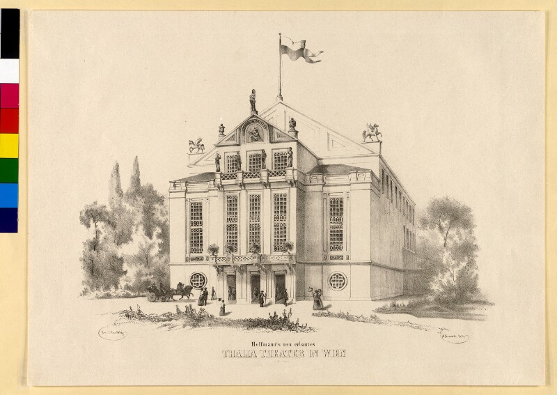 Wien 16, Thalia-Theater