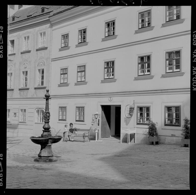 Wien 7, Spittelberggasse 11ff