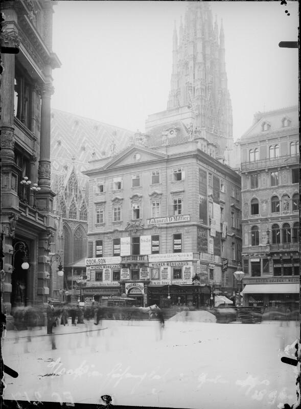 Wien I, Stock-im-Eisen-Platz