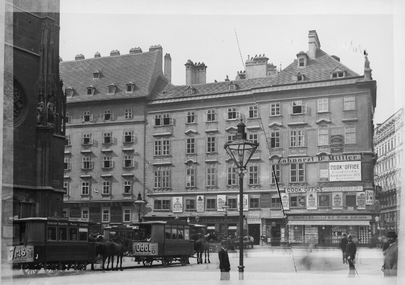 Wien I, Stephansplatz