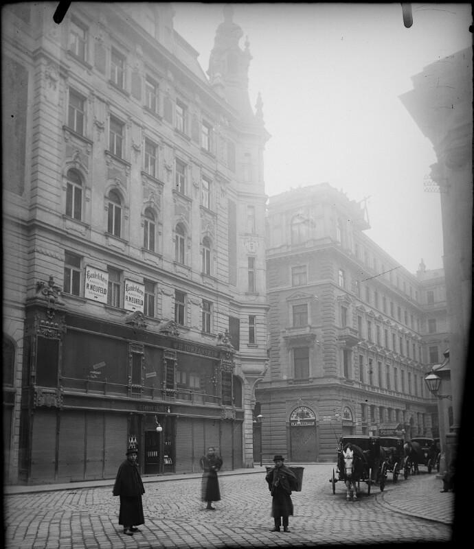 Wien I, Petersplatz