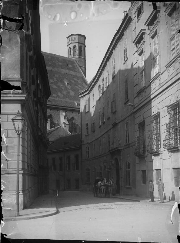 Wien I., Metastasiogasse