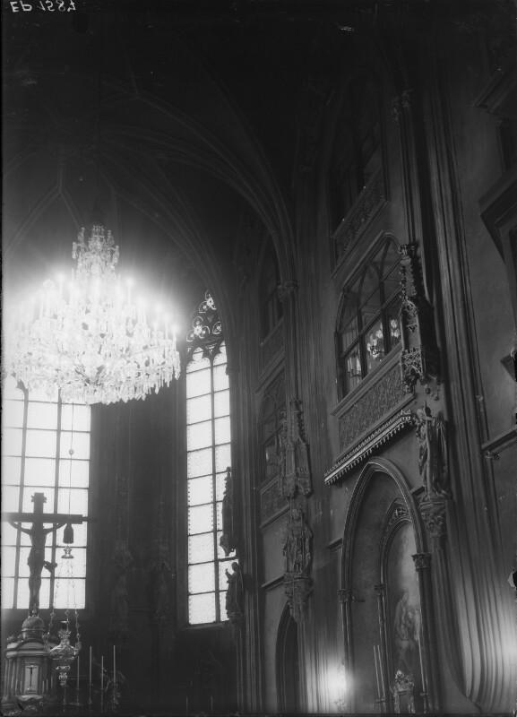 Wien I., Burgkapelle (Mariä Himmelfahrt)