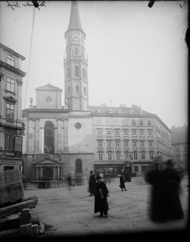 Wien I., Michaelerplatz