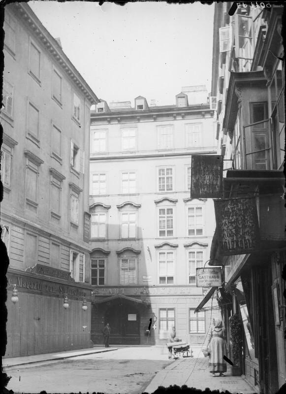 Wien I., Seilergasse 14