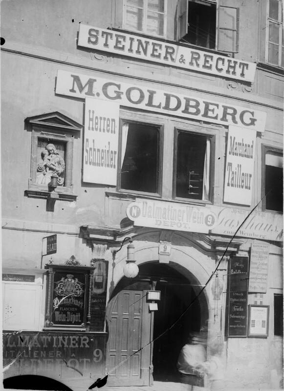 Wien I., Fleischmarkt