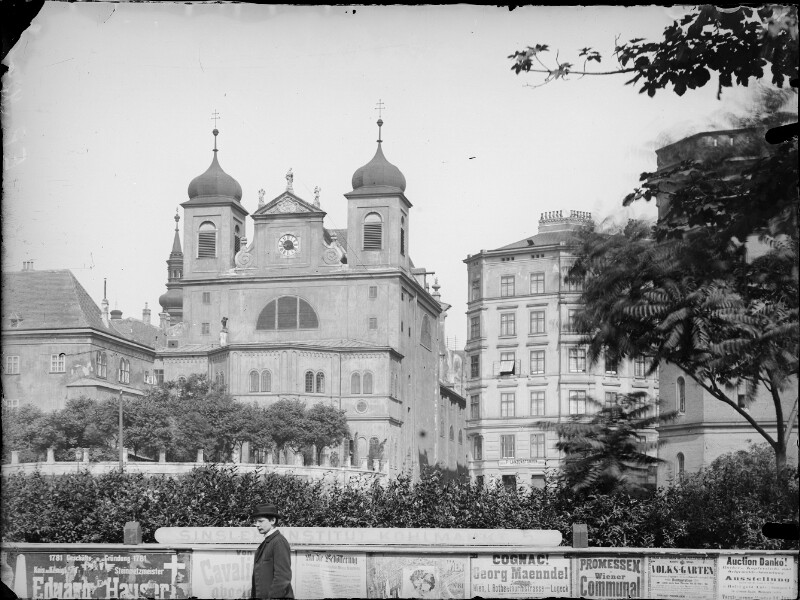 Wien I., Dominikanerkirche