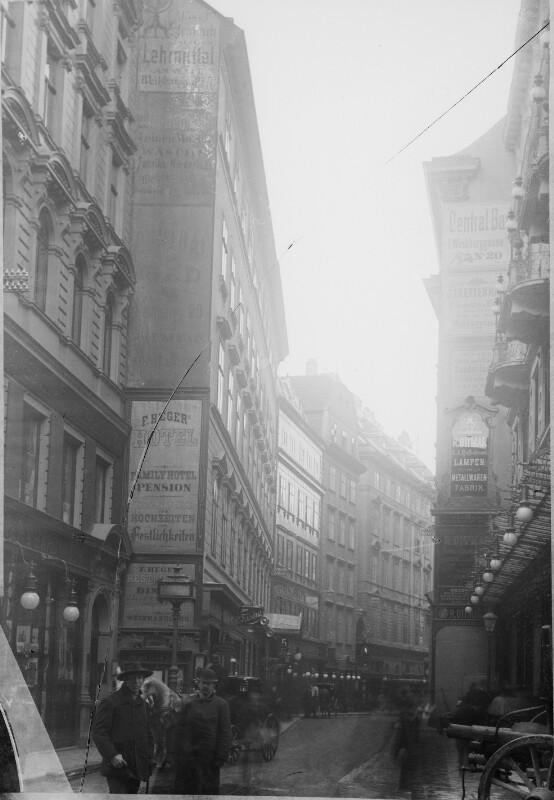 Wien I., Singerstraße