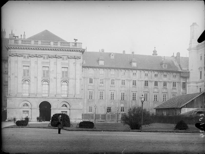 Wien I., Heldenplatz