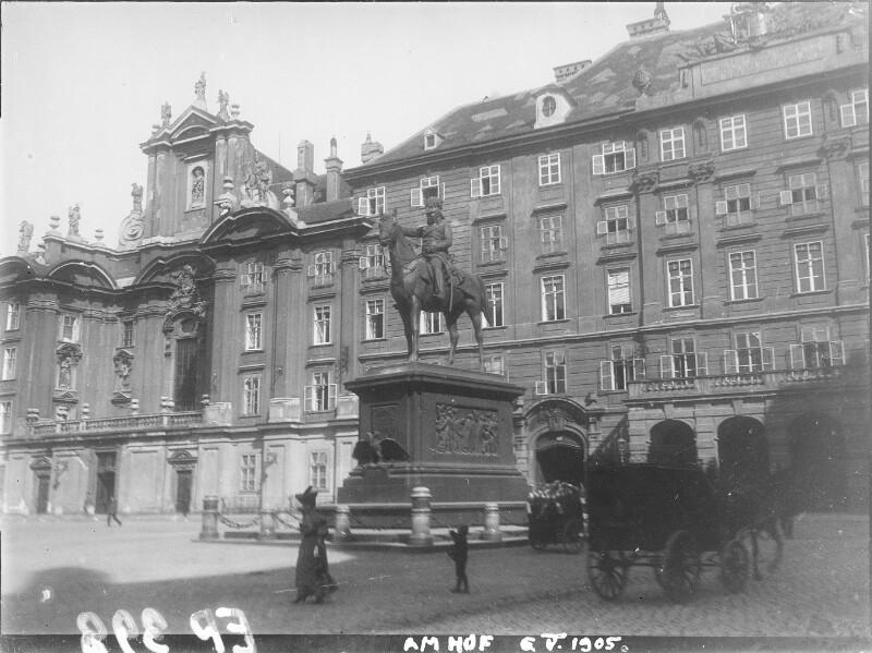 Wien I., Am Hof