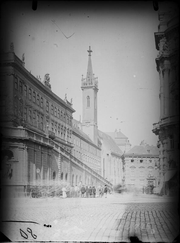 Wien I, Augustinerstraße