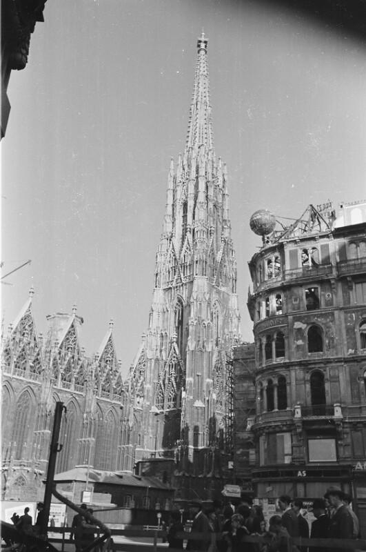 Wien 1, Stephansdom