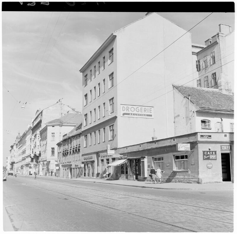 Wien 2, Untere Augartenstraße 14ff