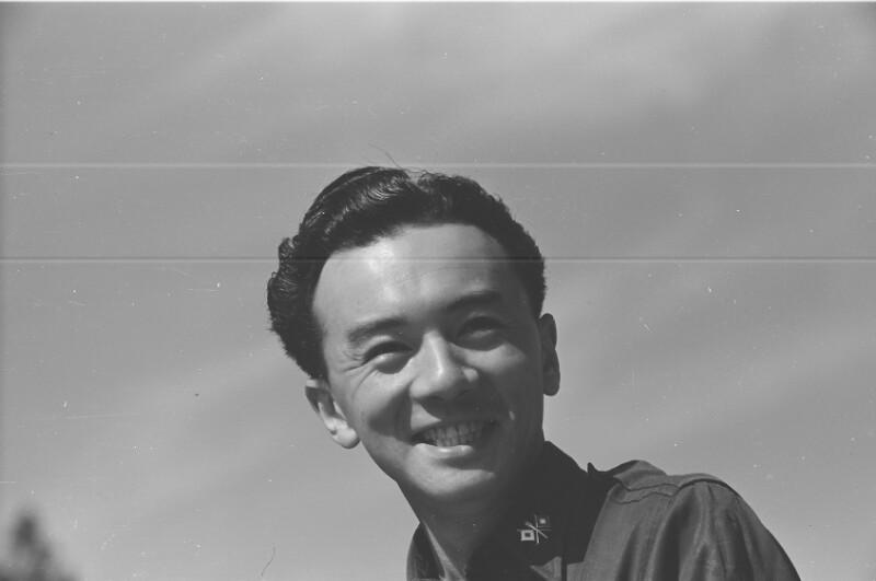 Yoichi R. Okamoto in Heidelberg