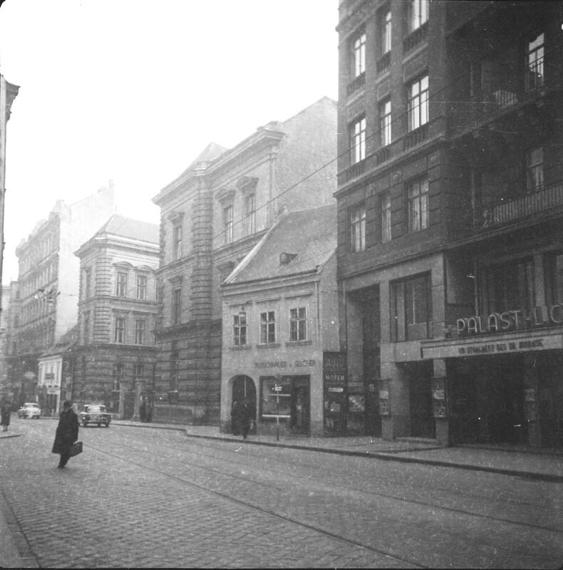 Wien 8, Josefstädterstraße 43