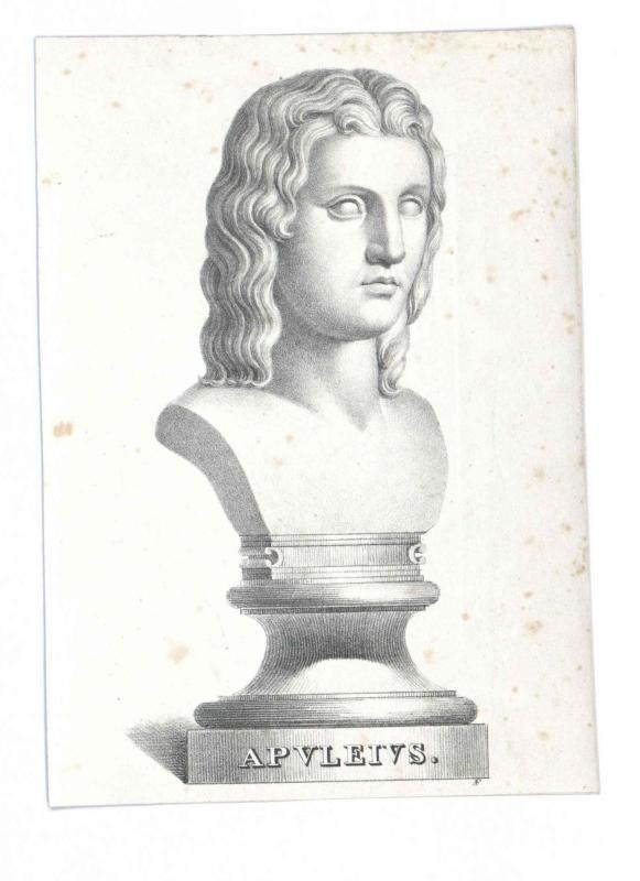 Apuleius, Lucius