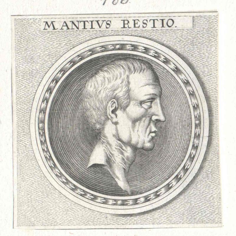 Antius Restio, Gaius