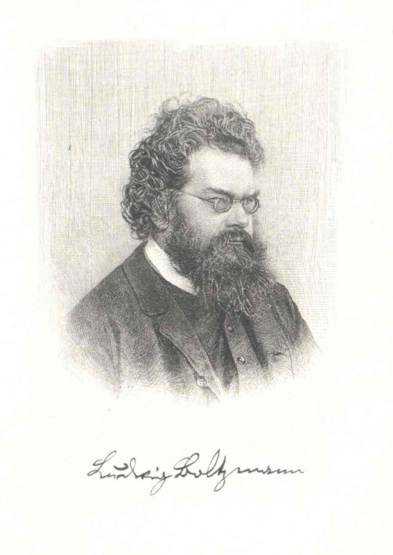 Boltzmann, Ludwig