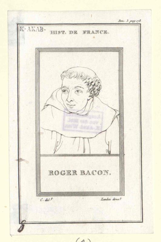 Bacon, Roger
