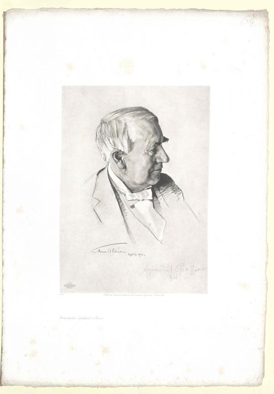 Edison, Thomas Alva